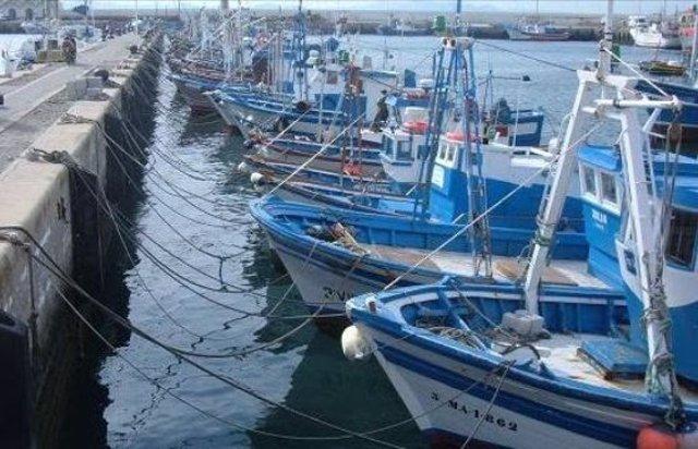 Flota de pesqueros del Golfo de Cádiz