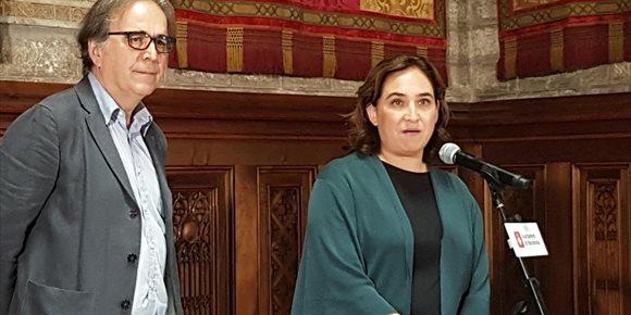 1. Joan Subirats será el número dos de Ada Colau en las elecciones municipales de Barcelona