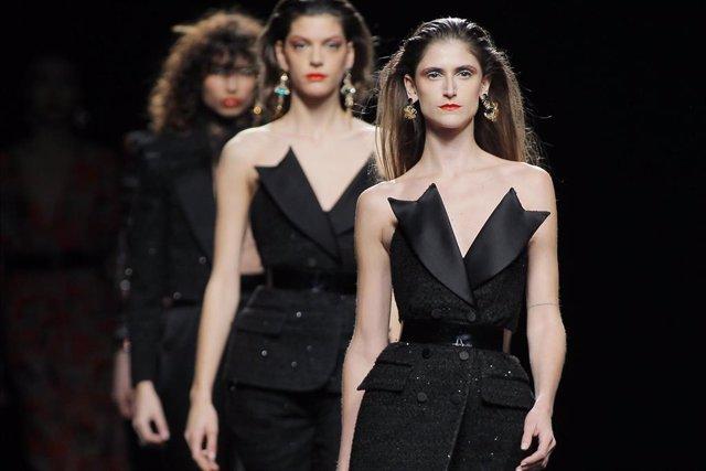 Desfile de la Madrid Fashion Week