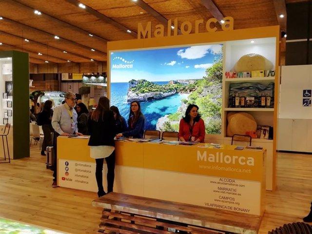 Esand del Consell de Mallorca a Fitur