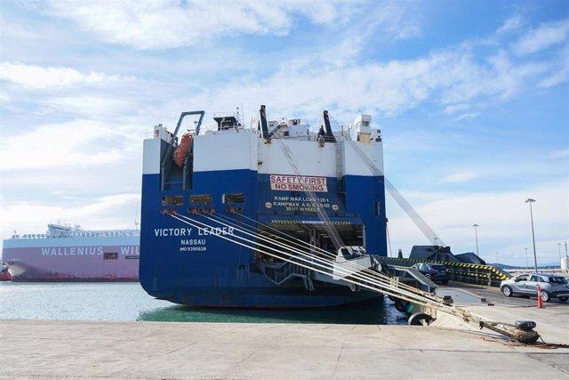 El Puerto de Tarragona mueve más de 4.000 vehículos en las últimas 48 horas