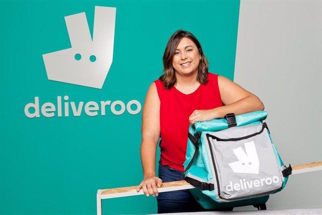 Diana Morato, directora general de Deliveroo España