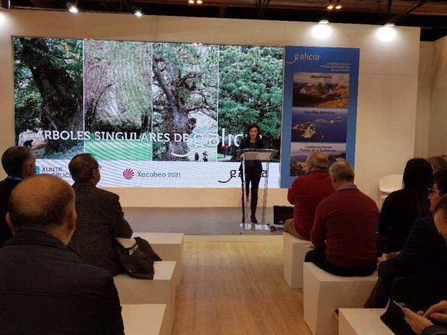 Presentación de la Guía de Árboles Singulares de Galicia