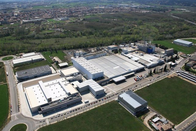 Nestlé fábrica Girona