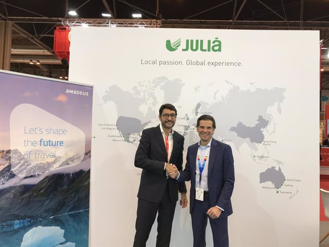 Grupo Juli firma acuerdo con Amadeus Travel IMS
