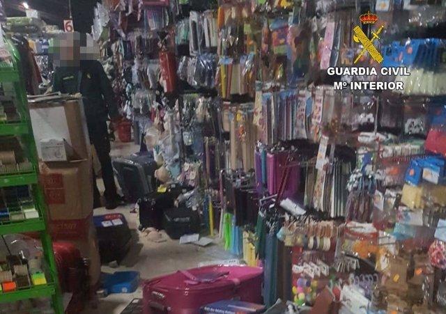 Bazar de Gibraleón