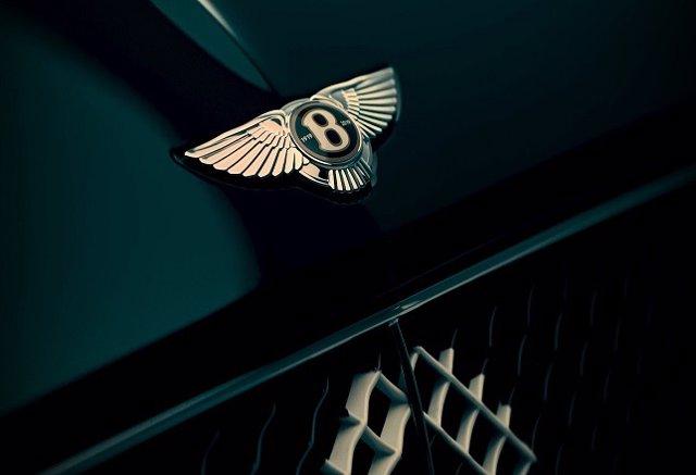 Modelo especial centenario Bentley