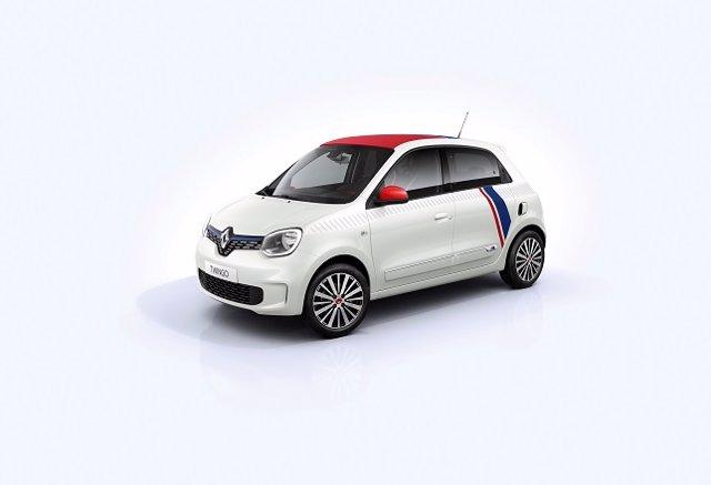 Renault Twingo 'le coq sportif'