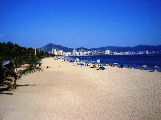 Crearán esculturas con desechos encontrados en las playas de Acapulco