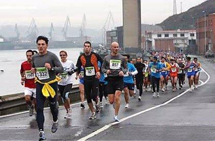 Más de 2.000 atletas se han inscrito en la XXIV Carrera Las Arenas-Bilbao del domingo