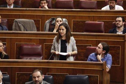 Unidos Podemos pide en el Congreso permitir el voto a todos los inmigrantes empadronados