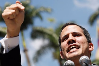 Juan Guaidó se autoproclama presidente interino de Venezuela