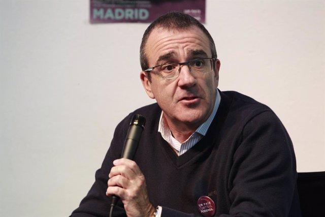 Juan Pedro Yllanes, diputado de Podemos en el Congreso por Baleares