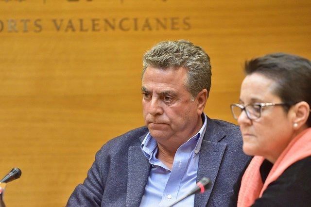 El empresario Enrique Ortiz