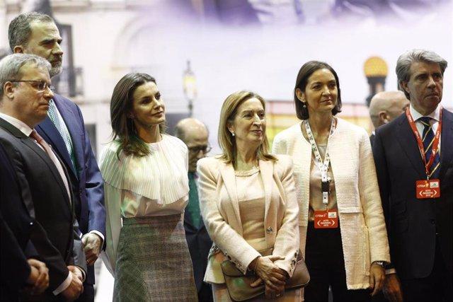 Inauguración de la 39 edición de la Feria Internacional de Turismo, Fitur 2019