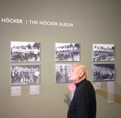 Jacobo Drachman, superviviente del Holocausto, visitado este miércoles 23 de ene