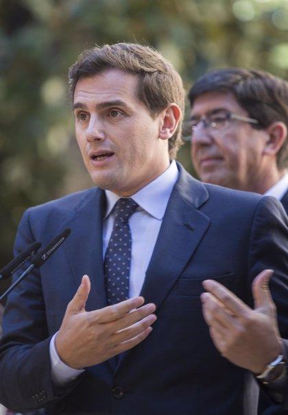 Rivera pide al Gobierno de Sánchez que reconozca a Juan Guaidó como presidente de Venezuela