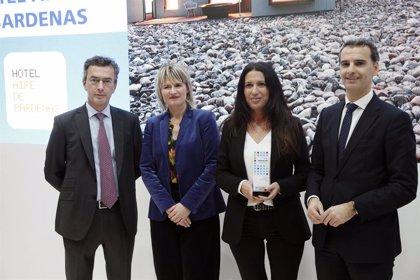 El Hotel Aire de Bardenas de Tudela (Navarra), premio nacional 'CaixaBank Hotels & Tourism'