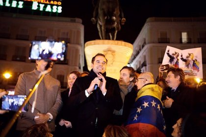 Ciudadanos pedirá a Pedro Sánchez que respalde a Juan Guaidó como presidente interino de Venezuela