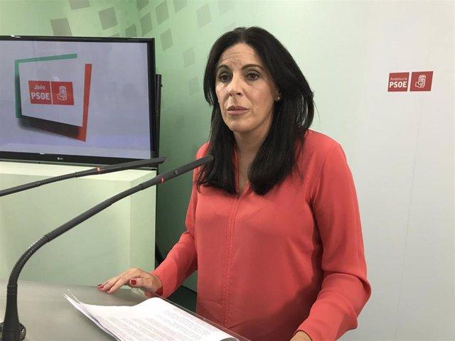 Ángeles Férriz (PSOE-A)