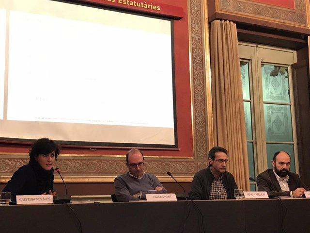 C.Perales, C.Pont, F.Requejo y M.Mauri
