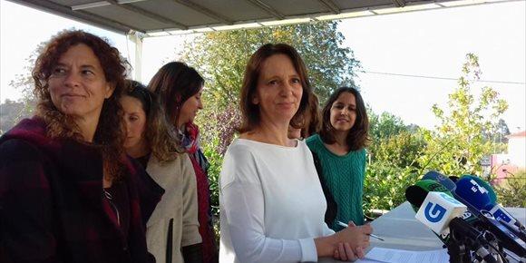 9. Bescansa pide a la dirección de Podemos que audite las primarias gallegas en las que resultó derrotada