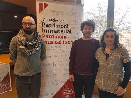 El legado cultural musical y acústico de Mallorca centra las Jornadas de Patrimonio Musical y Sonoro