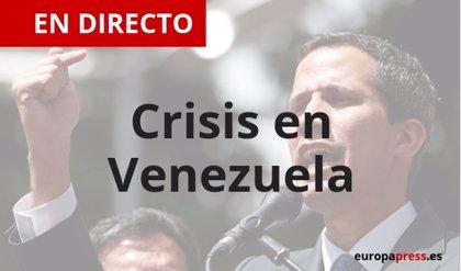 Crisis en Venezuela | Directo: El agregado militar venezolano en EEUU se reafirma en su rebelión contra Maduro