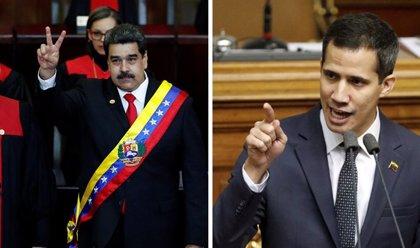 """Maduro se reivindica como único presidente de Venezuela: """"Solo el pueblo pone, solo el pueblo quita"""""""