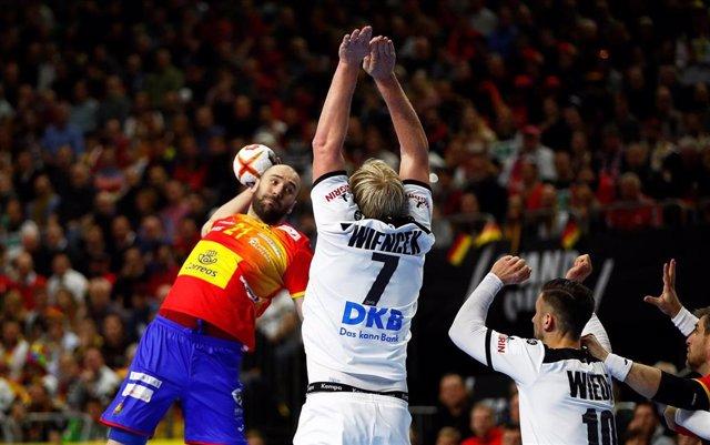 Selección española de balonmano masculino, Hispanos