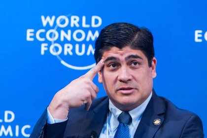 Costa Rica se suma a los reconocimientos a Guaidó