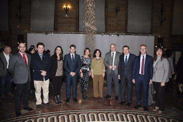 Acto de presentación de la oferta turística de Córdoba en Madrid