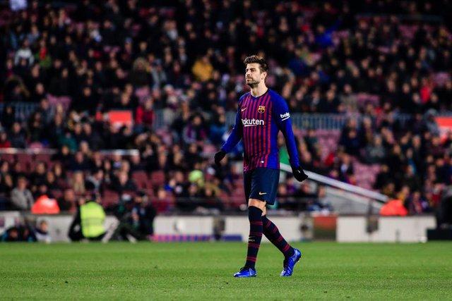 Soccer: La Liga - FC Barcelona v Leganes
