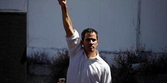4. ¿Quién es Juan Guaidó, el autoproclamado presidente de Venezuela?