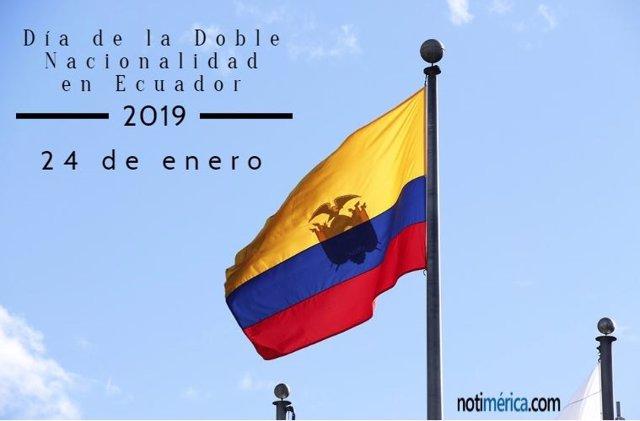 Día de la doble nacionalidad en ecuador