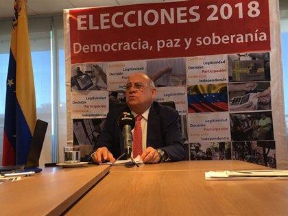 """El embajador de Venezuela en España considera a Guaidó """"un líder exprés fabricado para la coyuntura"""""""