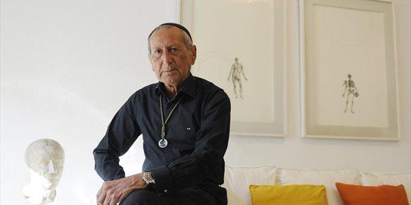 1. Muere Elio Berhanyer, su gran entrevista que le retrata como gran artista y como gran persona