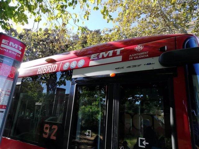 Autobús de l'EMT de València