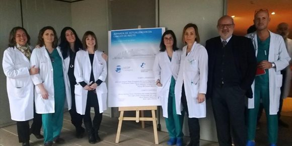 10. El Hospital Santa Lucía adquiere nuevas técnicas para resolver los casos de pacientes con cáncer de recto