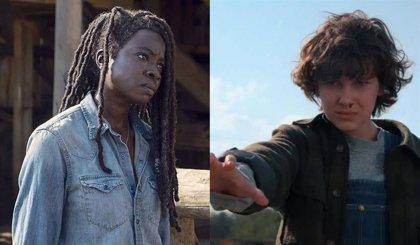 Stranger Things y The Walking Dead, las series más vistas de 2018