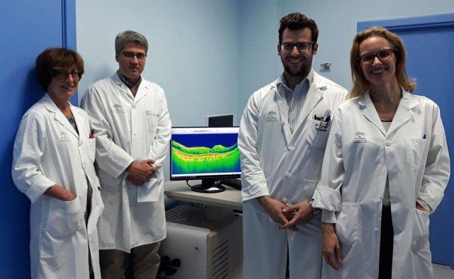 La Unidad de Gestión Clínica de Oftalmología del Valme premiada