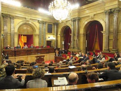 CUP y PP chocan en el Parlament por la crisis en Venezuela