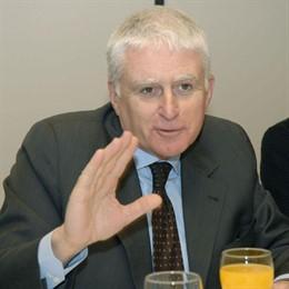 El consejero delegado de Mediaset España,, Paolo Vasile