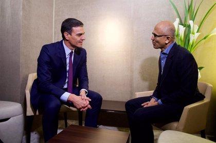 Sánchez hablará con Guaidó tras su reunión en Davos con presidentes latinoamericanos