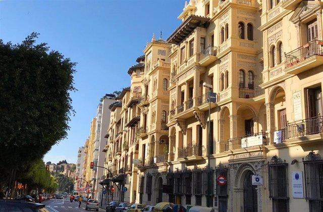 Oficina de Aenor en Málaga