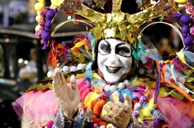 Comienza el Carnaval en Uruguay, el más largo del mundo