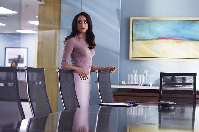 Megan Markle en Suits (2011)