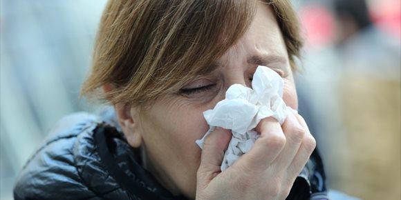 5. La gripe afecta ya a 205 personas por cada 100.000 habitantes