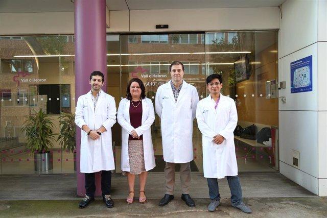 Investigadores del Vall d'Hebron Institut de Recerca (VHIR) de Barcelona