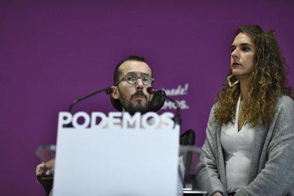 Podemos critica a PP, Cs y Vox por apoyar a Guaidó y compara la situación con la guerra de Irak